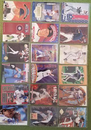 Sports cards Baseball Stars for Sale in Glendale, AZ