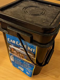 Car Wash Detailing Kit for Sale in Chicago,  IL
