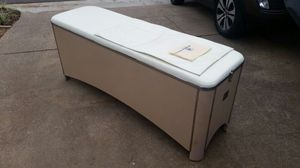 Used chiropractic spinalator rolling table for Sale in Fairfax, VA