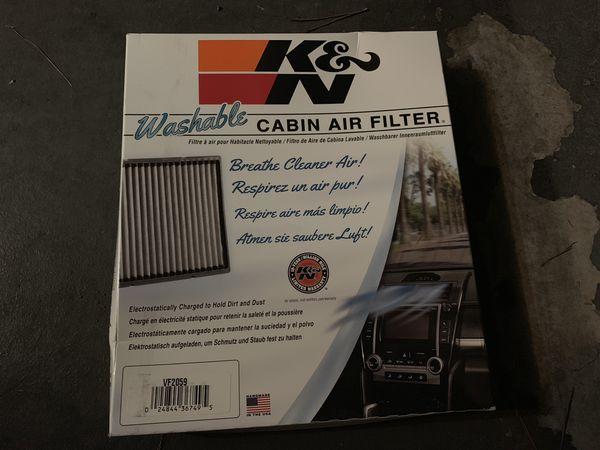 Brand new K & N cabin air filter VF2059