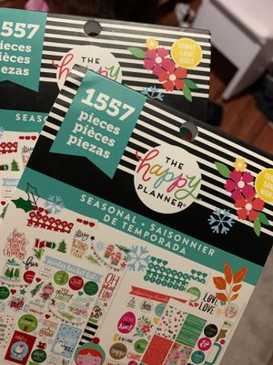 The happy planner stickers for Sale in Lakewood, CO
