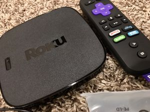Brand new roku ultra for Sale in Frisco, TX