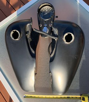 Harley Davidson fat bob gas tanks and dash for Sale in Los Angeles, CA