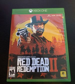 Red Dead Redemption 2 Xbox One for Sale in Stockton, CA
