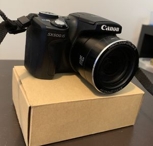 Canon PowerShot SX500 IS for Sale in Duluth, GA