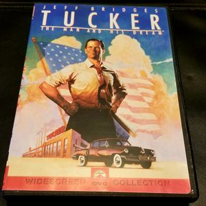 Tucker The Man and His Dream DVD for Sale in Marysville, WA