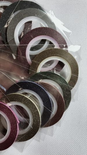 11 Tape Line Nail Art Stickers for Sale in Harrisonburg, VA