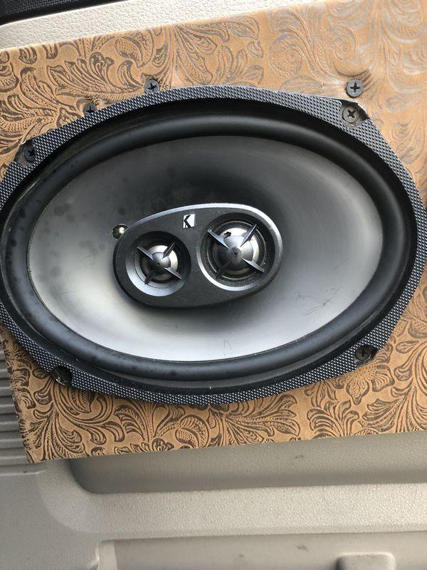 6x9 kicker speakers