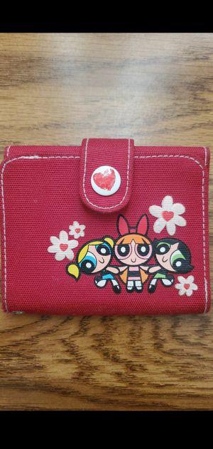 Powerpuff Girls Wallet for Sale in Riverside, CA