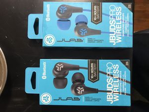 Jbuds wireless Bluetooth headphones for Sale in Mentor, OH