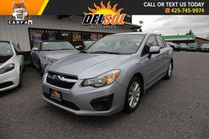 2013 Subaru Impreza Sedan for Sale in Everett, WA