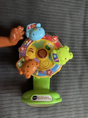 Toys Vtech, power wheels jeep, pottery barn chair for Sale in Franconia, VA