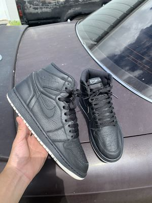 Jordan Retro 1 High OG Triple Black for Sale in Winter Haven, FL