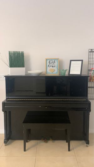 Profesional Piano Weber for Sale in BVL, FL