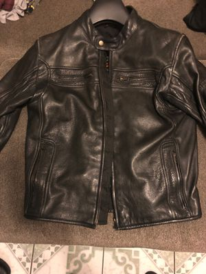 Sedici motorcycle riding jacket leather for Sale in Riverside, CA