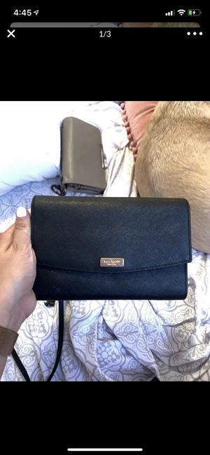 Kate Spade Black Purse for Sale in Houston, TX