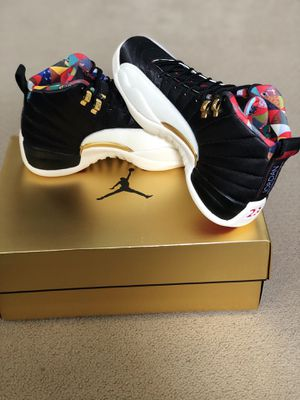 Jordan 12 CNY size 9.5 for Sale in Laurel, MD