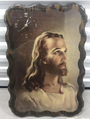 Warner sallman Jesus clock for Sale in Chicago, IL