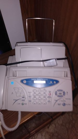 Fax machine for Sale in Woodhaven, MI