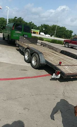 17ft car hauler for Sale in Austin, TX