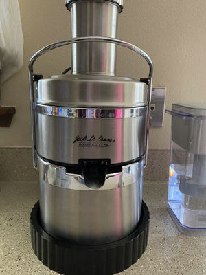 Jack La'Lannes Power Juicer Pro for Sale in Lacey, WA