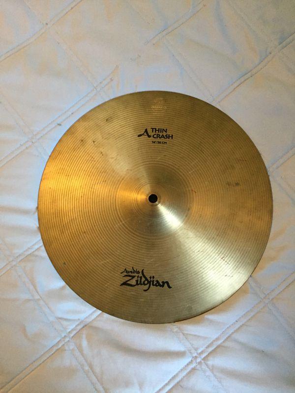 """Zildjian 14"""" thin crash"""