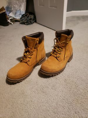 Timberland boots size 9 for Sale in Mount Airy, MD