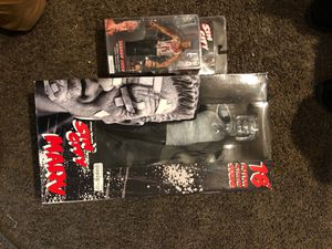 "Sin City Marv 18"" Electronic Figure Neca Reel Toys Frank Miller NIB 2005 for Sale in Fresno, CA"