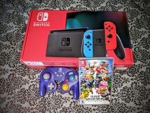 Nintendo Switch Bundle for Sale in Port Orchard, WA