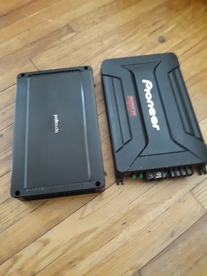 Two amps for Sale in Irvington, NJ