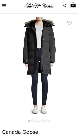 Canada Goose Parka- Graphite for Sale in Golden, CO
