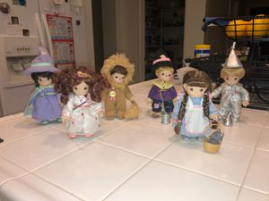 Precious Moments Wizard of Oz Set for Sale in Fontana, CA