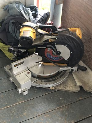 Miter saw /chop saw for Sale in Tracy, CA