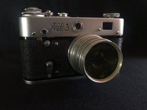FED-3 film camera for Sale in Aloha, OR
