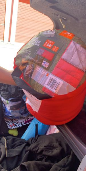 """Sleeping bag 33 by 75 inch """"Twin"""" for Sale in Buena Park, CA"""