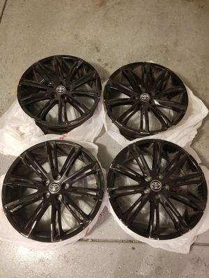 Black rims for Sale in Tucson, AZ