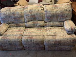 Electric reclining couch for Sale in Kennedale, TX