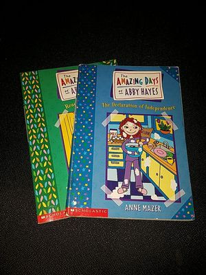 The Amazing Days of Abby Hayes books for Sale in Arcadia, CA