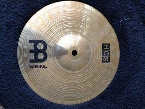 "Meinl 10"" Splash Cymbal for Sale in Elk Grove, CA"