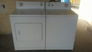 Newer Washer&Dryer (Estate's) for Sale in Clovis, CA
