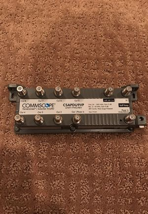 8 Channel VoIP Amplifier for Sale in Ashburn, VA