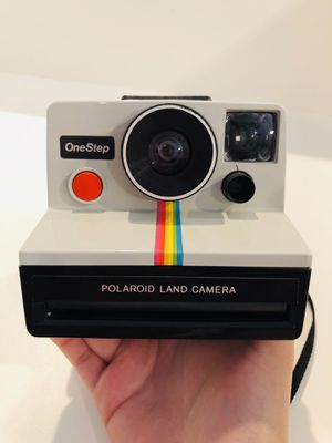 Vintage Polaroid land camera one step w/case for Sale in Hesperia, CA