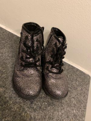 Toddler girl boots $10 for Sale in Warren, MI
