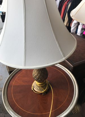 Pineapple style Lamp for Sale in Chesapeake, VA