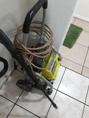 Ryobi pressure washer for Sale in Fontana, CA