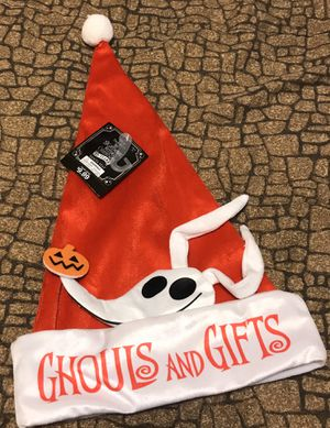 The nightmare before Christmas hat for Sale in Cumming, GA