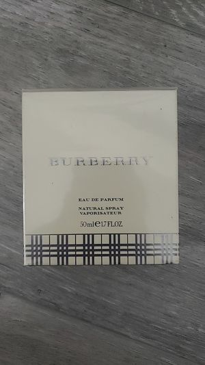 Burberry classic 1.7 oz perfume for Sale in San Diego, CA