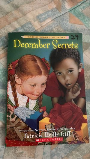 December Secret by Patricia Reilly Giff for Sale in Vista, CA