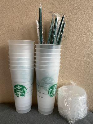 Starbucks Cups. for Sale in Garden Grove, CA