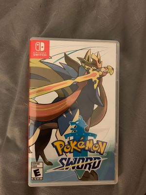 Nintendo switch Pokémon sword for Sale in Miami, FL